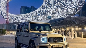 Pictures: These Cars Are the UAE