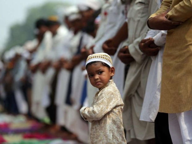 In pictures. This is how over 1 billion people celebrated Eid El-Fitr