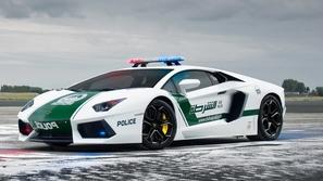 Top 10 Exotic Cars of Dubai Police Fleet