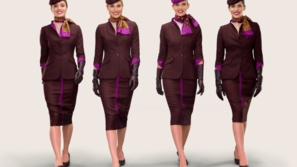 Uniforms of Arab Airlines