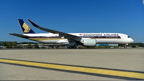 Singapore Airlines longest ever flight SQ22 lands in New York