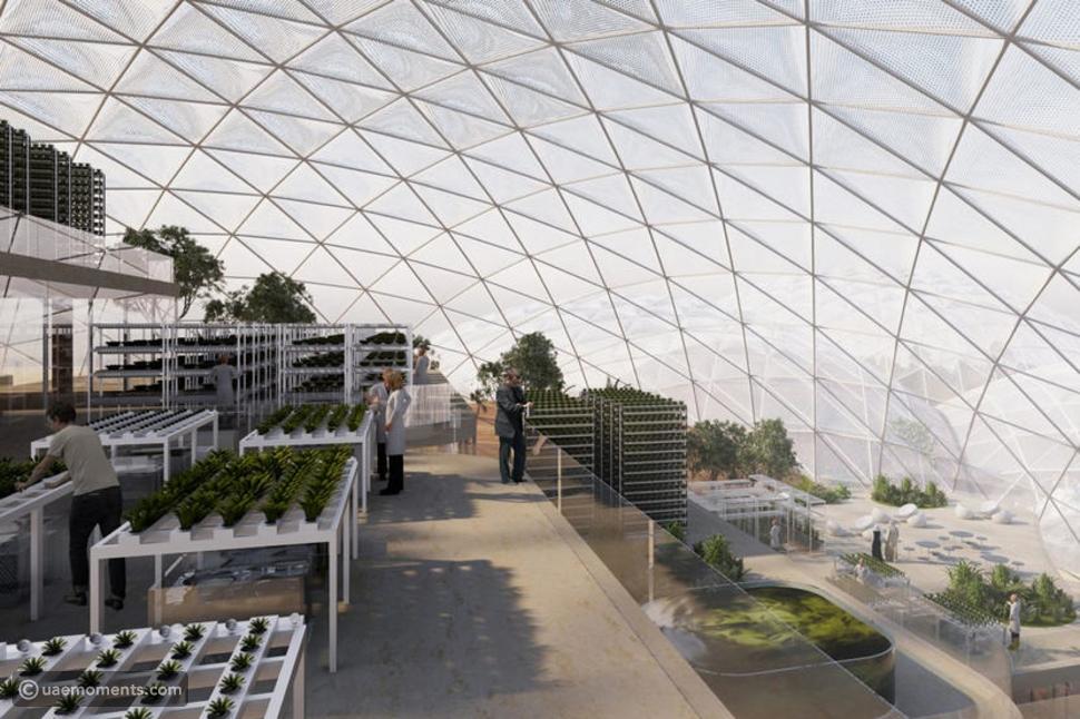 Space Architects to Design Mars Habitat for Dubai Desert
