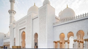 Sheikh Zayed Grand Mosque in Abu Dhabi Reopens Its Doors To The Public