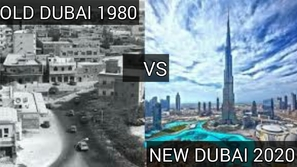 Timeline of Dubai