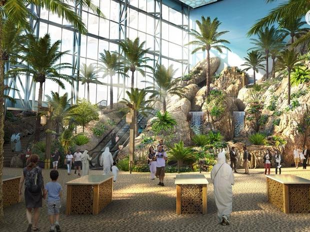 SeaWorld In Yas Island Will Open Its Doors In 2022